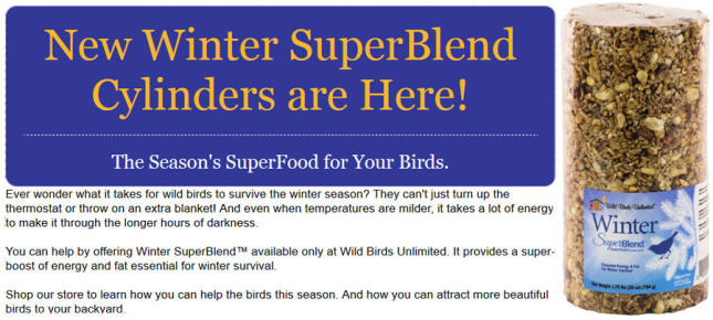 Winter SuperBlend Cylinder